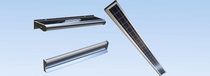 看板用ソーラー照明NODATE-KL120