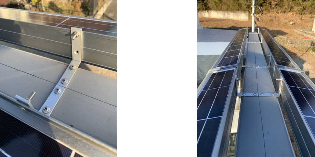 野立て看板用ソーラー照明nodateKL120