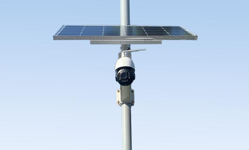 ソーラー防犯カメラSIGEN-CZOOM