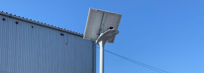 ソーラー外灯HOTARU-6515